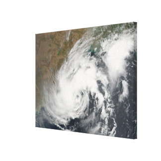 Tropical Storm Bijli Canvas Print