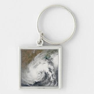 Tropical Storm Bijli Keychain