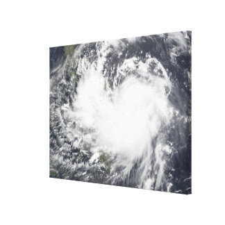Tropical Storm Chanchu 2 Canvas Print
