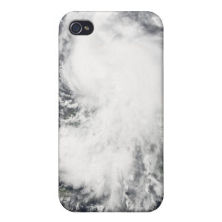 Tropical Storm Chanchu 2 iPhone 4 Cover