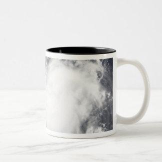 Tropical Storm Chanchu 2 Two-Tone Coffee Mug