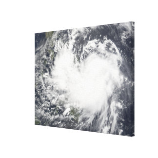 Tropical Storm Chanchu Canvas Print