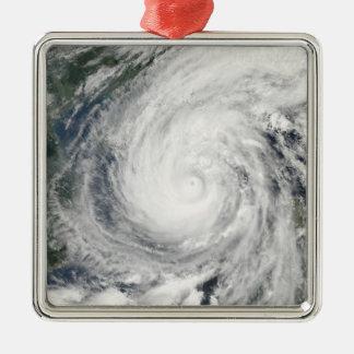 Tropical Storm Chanchu Christmas Ornament