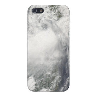 Tropical storm Conson approaching Vietnam iPhone 5 Covers