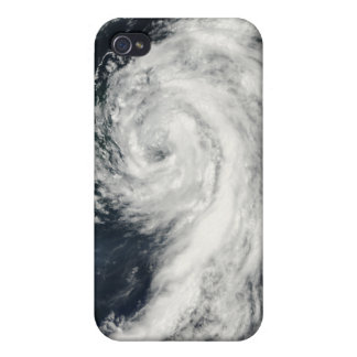 Tropical Storm Dianmu iPhone 4/4S Cover