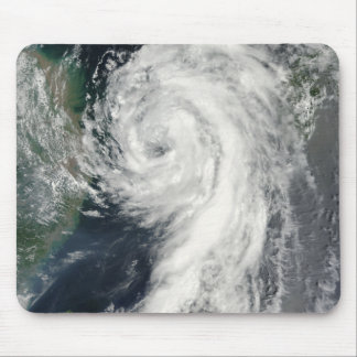 Tropical Storm Dianmu Mouse Mat