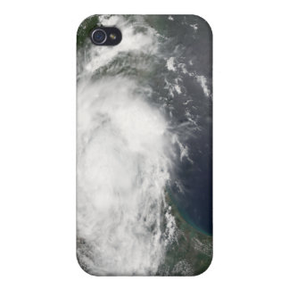 Tropical Storm Edouard 2 iPhone 4 Cover