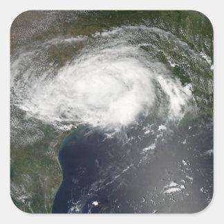 Tropical Storm Edouard 2 Square Sticker
