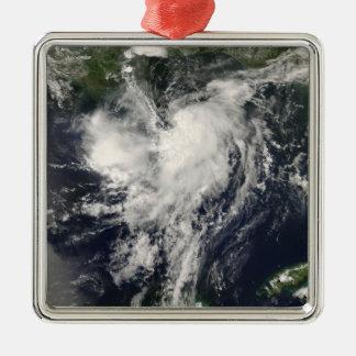 Tropical Storm Edouard Christmas Ornament