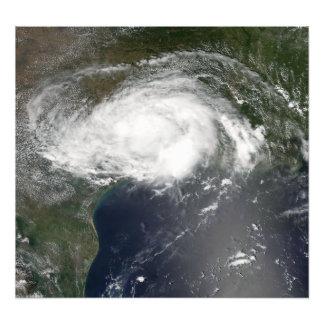 Tropical Storm Edouard Photo Print