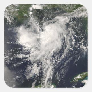 Tropical Storm Edouard Square Sticker