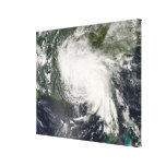 Tropical Storm Fay 3 Gallery Wrapped Canvas