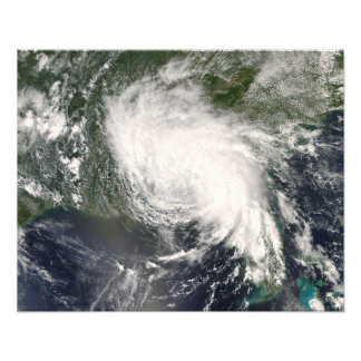 Tropical Storm Fay 4 Photo Print