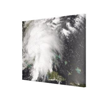 Tropical Storm Fay 5 Canvas Print