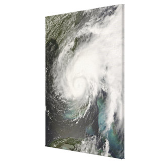 Tropical Storm Fay Canvas Print