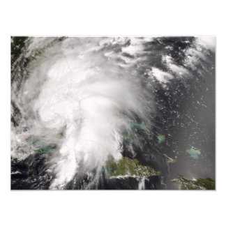 Tropical Storm Fay Photo Print