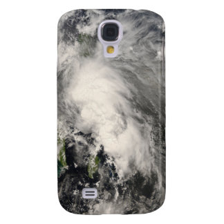 Tropical Storm Gustav in the Caribbean Sea Galaxy S4 Case