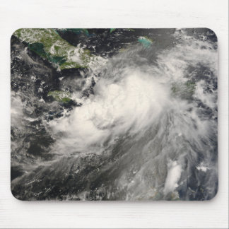 Tropical Storm Gustav in the Caribbean Sea Mouse Mat