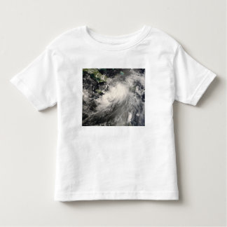 Tropical Storm Gustav in the Caribbean Sea Toddler T-Shirt