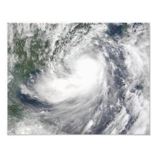 Tropical Storm Hagupit Photo Print