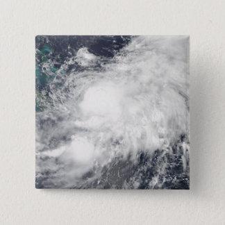 Tropical Storm Hanna 15 Cm Square Badge