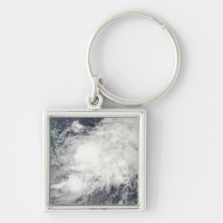 Tropical Storm Hanna Key Ring