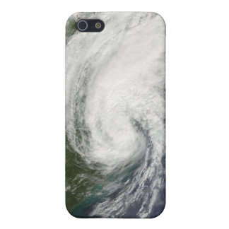 Tropical Storm Hanna over the East Coast 2 iPhone 5 Cover