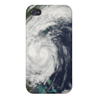 Tropical Storm Hanna over the East Coast iPhone 4/4S Cover