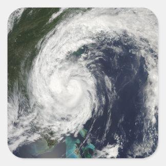 Tropical Storm Hanna over the East Coast Square Sticker