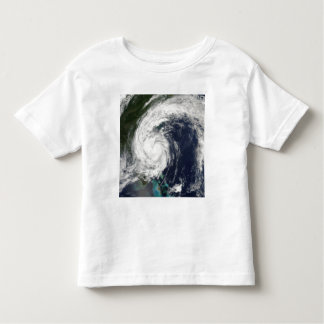 Tropical Storm Hanna over the East Coast Toddler T-Shirt