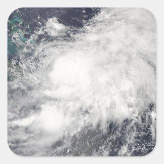 Tropical Storm Hanna Square Sticker