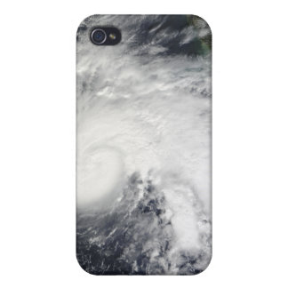 Tropical Storm Ida in the Caribbean Sea 2 iPhone 4 Cases