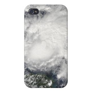 Tropical Storm Ida in the Caribbean Sea iPhone 4 Covers