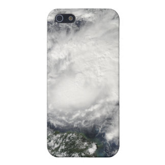 Tropical Storm Ida in the Caribbean Sea iPhone 5/5S Cases