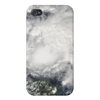 Tropical Storm Ida in the Caribbean Sea iPhone 4 Covers
