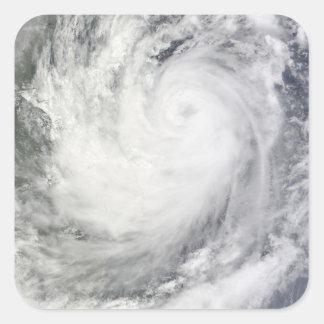 Tropical Storm Ketsana Square Sticker