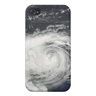 Tropical Storm Krovanh iPhone 4/4S Covers