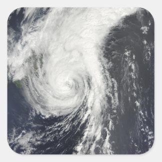 Tropical Storm Krovanh Square Sticker