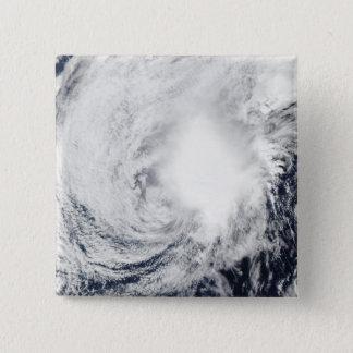 Tropical Storm Nida southeast of Kadena 15 Cm Square Badge
