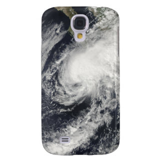 Tropical Storm Rick approaching Mexico Galaxy S4 Case