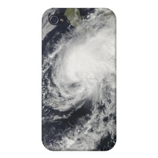 Tropical Storm Rick approaching Mexico iPhone 4 Cases