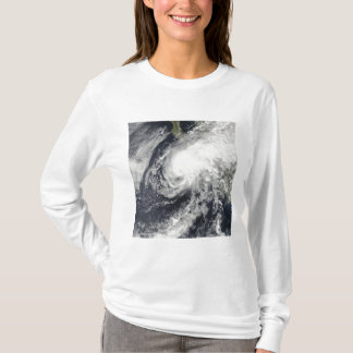 Tropical Storm Rick approaching Mexico T-Shirt