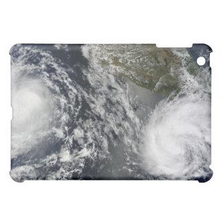 Tropical Storms Blas and Celia iPad Mini Covers