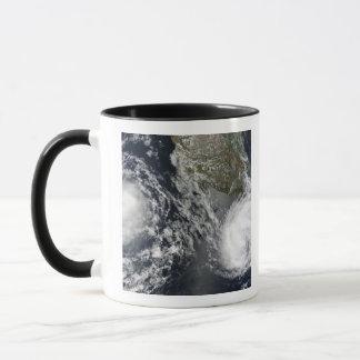 Tropical Storms Blas and Celia Mug