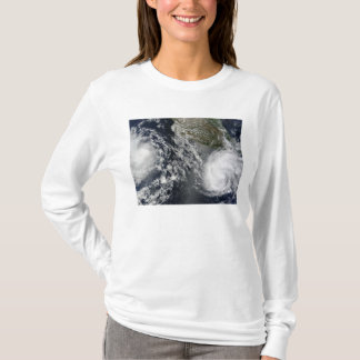 Tropical Storms Blas and Celia T-Shirt