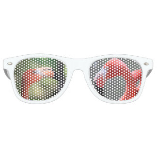 tropical style pinhole glasses