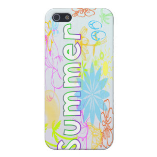 Tropical Summer  iPhone 5 Cases