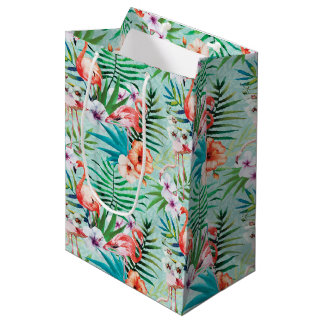 Tropical Summer Medium Gift Bag