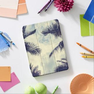 Tropical Summer Sky and Palm Leaves iPad Air Case iPad Air Cover