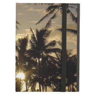 Tropical Sunrise (Fiji) iPad Air Cover
